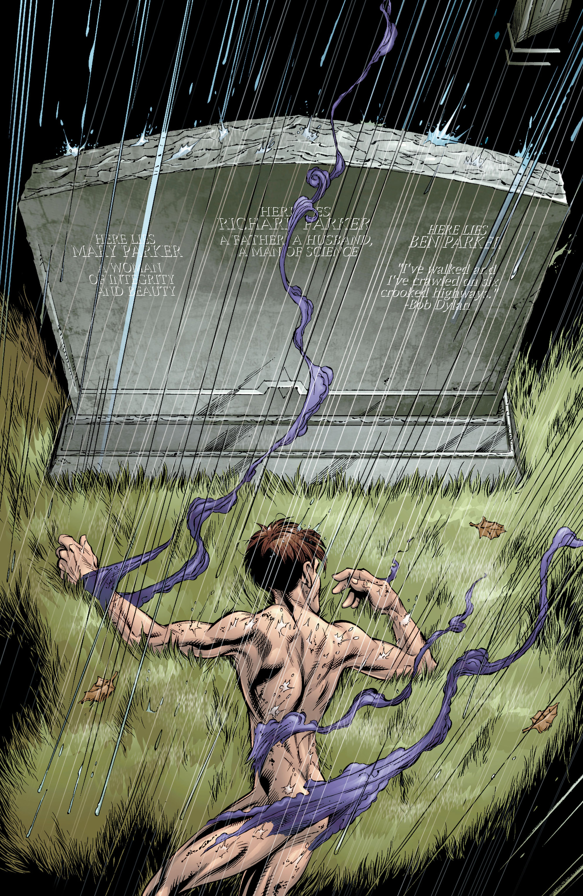 Read online Ultimate Spider-Man (2000) comic -  Issue #35 - 23