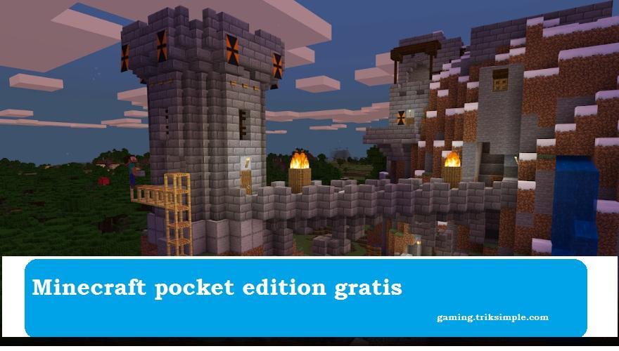 minecraft pocket edition gratis