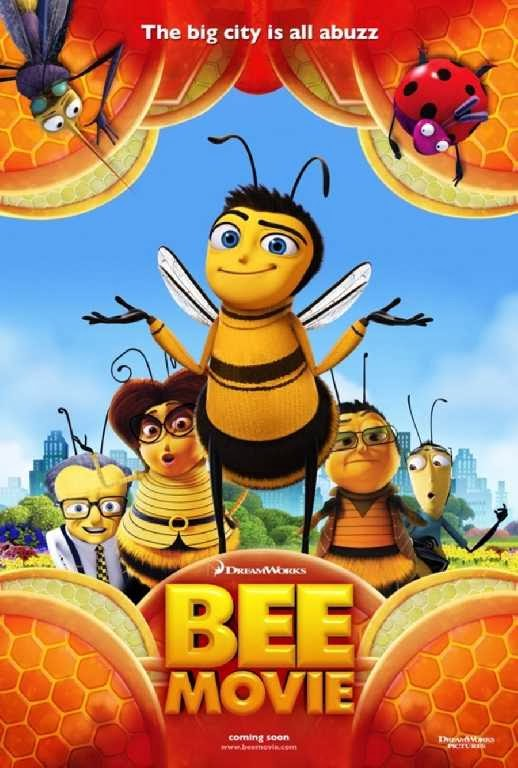 Download Bee Movie (2007) BluRay 720p