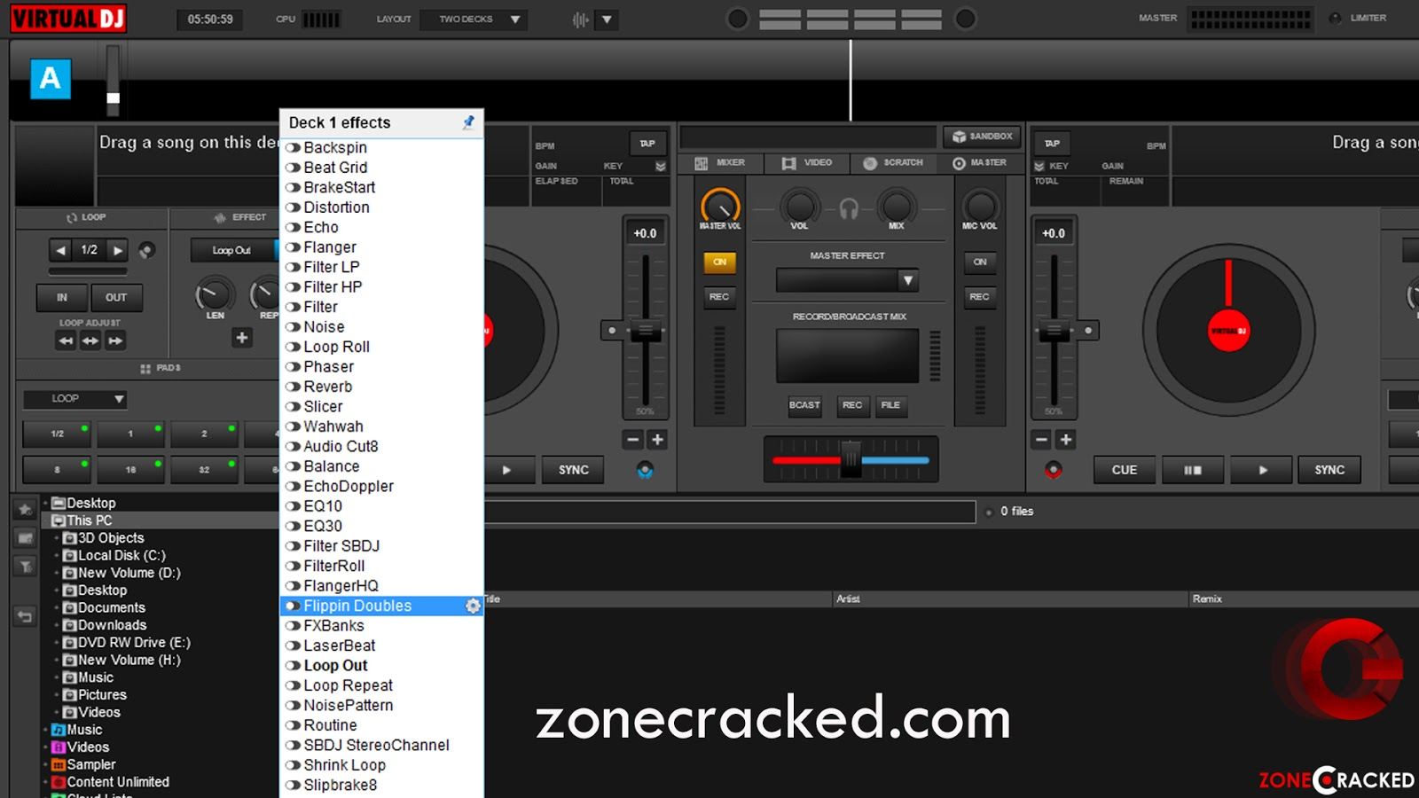 Virtual Dj 8 Audio and Video Effects Mega Pack | Zone Cracked