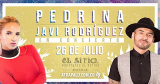 Concierto de Pedrina y Javi Rodríguez