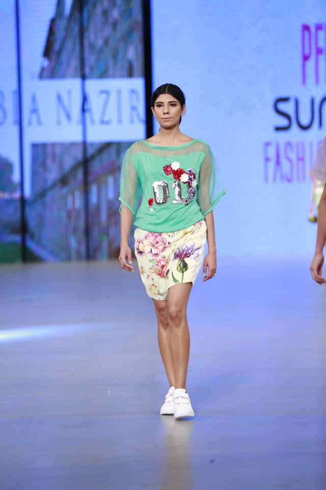 Sobia Nazir Collection at  PSFW 16