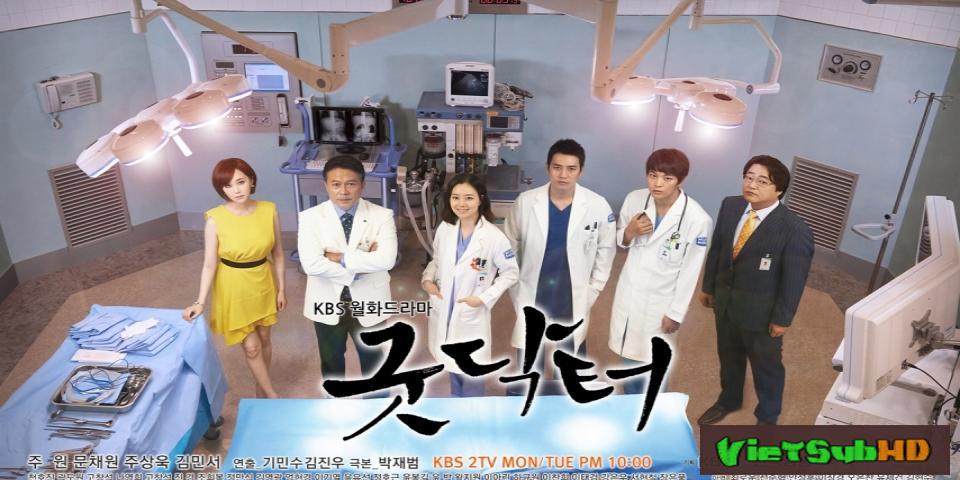 Phim Thiên Thần Áo Trắng Hoàn tất (20/20) VietSub HD | Good Doctor 2013