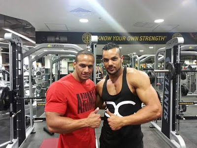 Ayman Elserw Bodybuilder