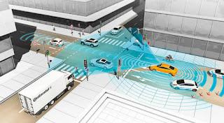 В Сингапуре разрабатывают систему автоматического управления движением автомобилей на перекрестках