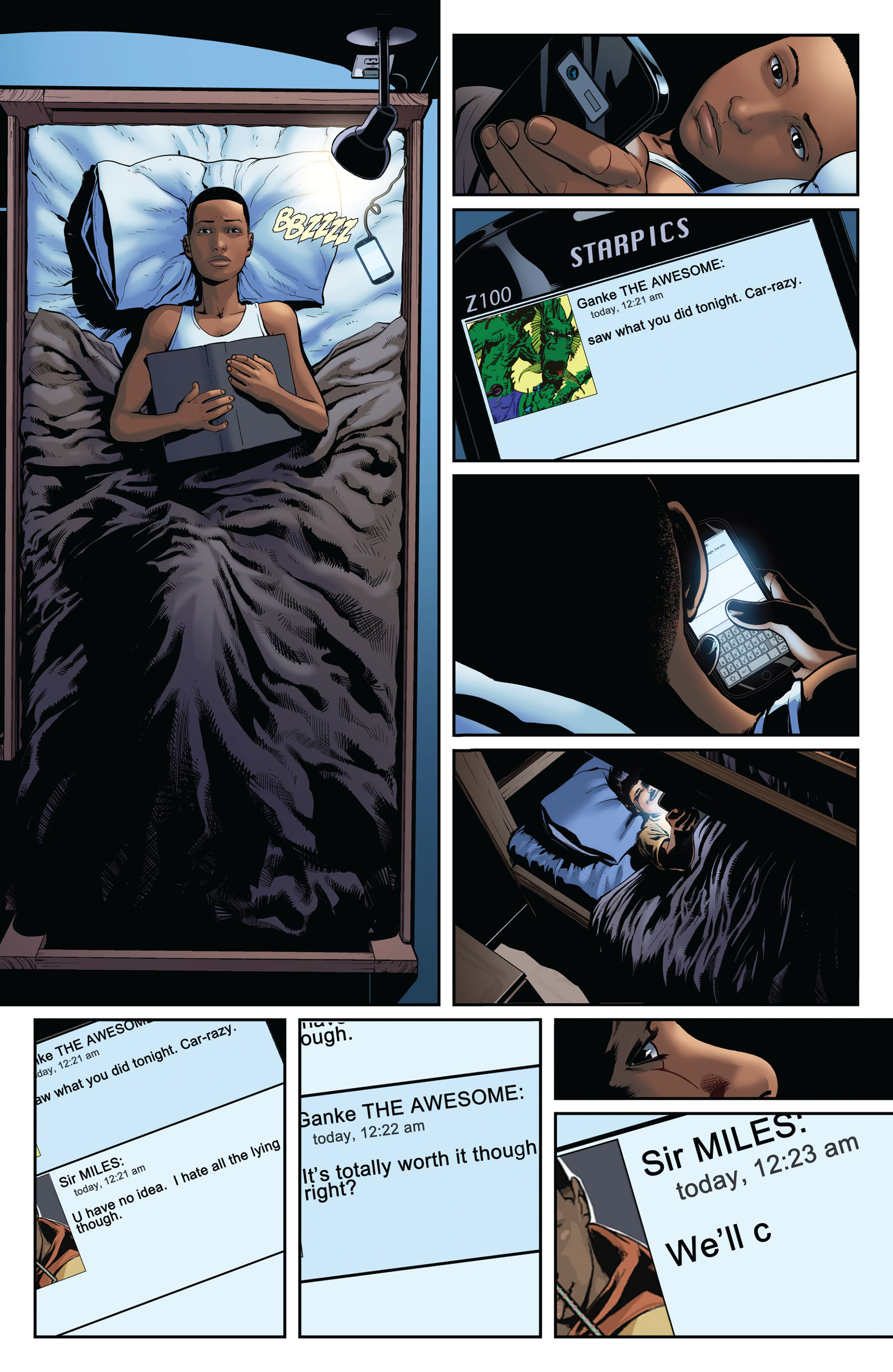 Read online Ultimate Comics Spider-Man (2011) comic -  Issue #9 - 18