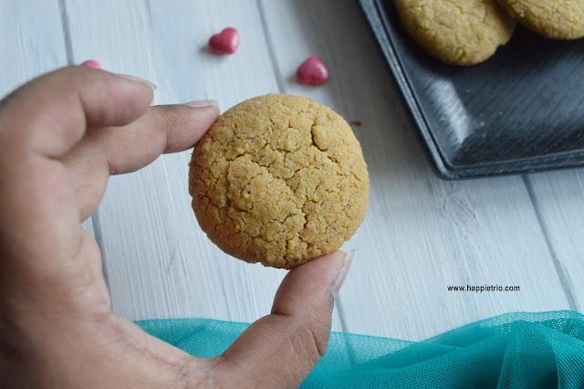 Pista Butter Cookies