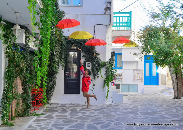 Lady in Naxos