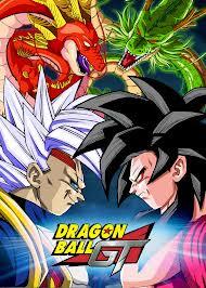 Tân 7 Viên Ngọc Rồng - Dragon Ball Gt