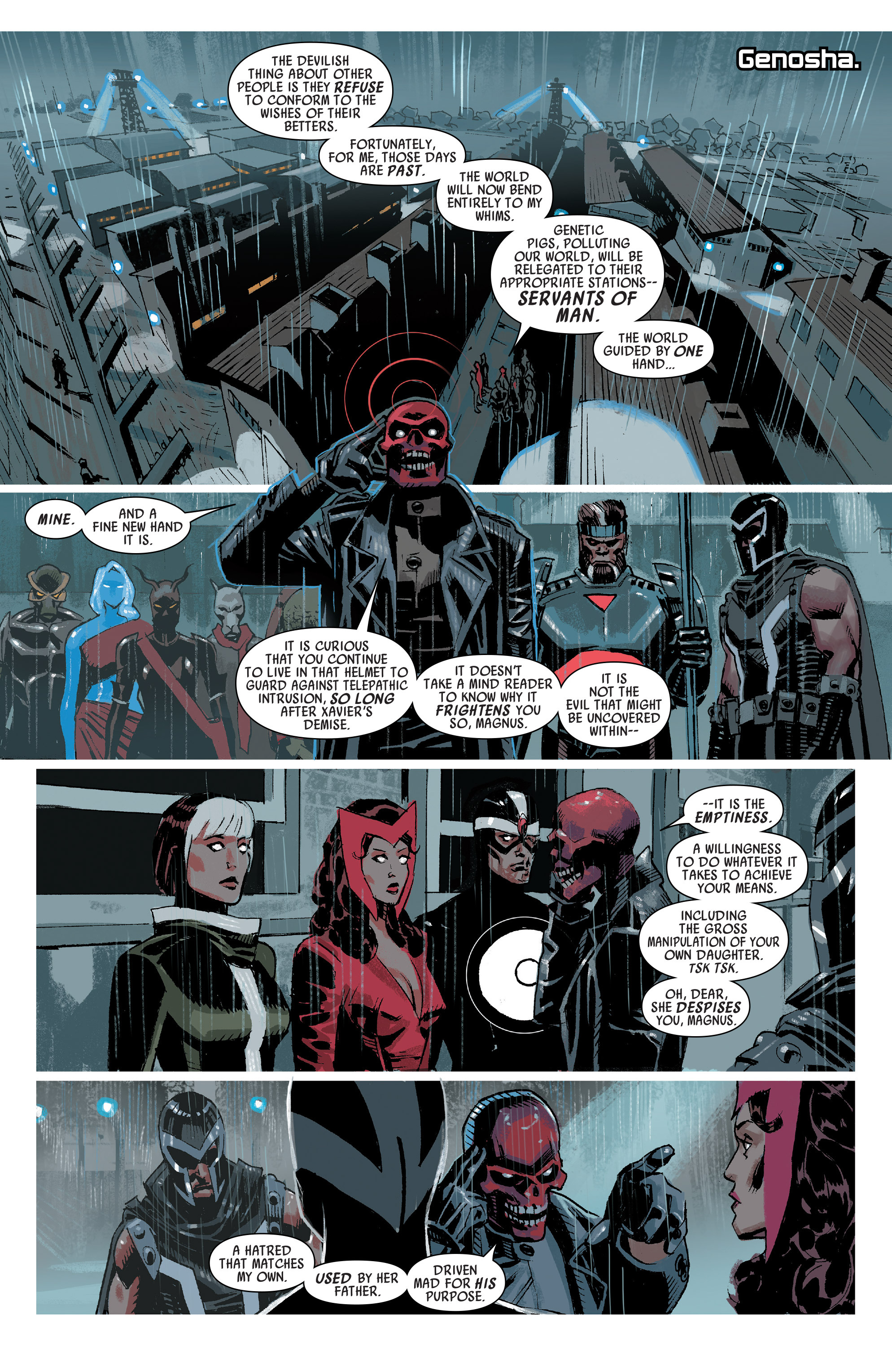 Read online Uncanny Avengers (2012) comic -  Issue #25 - 3