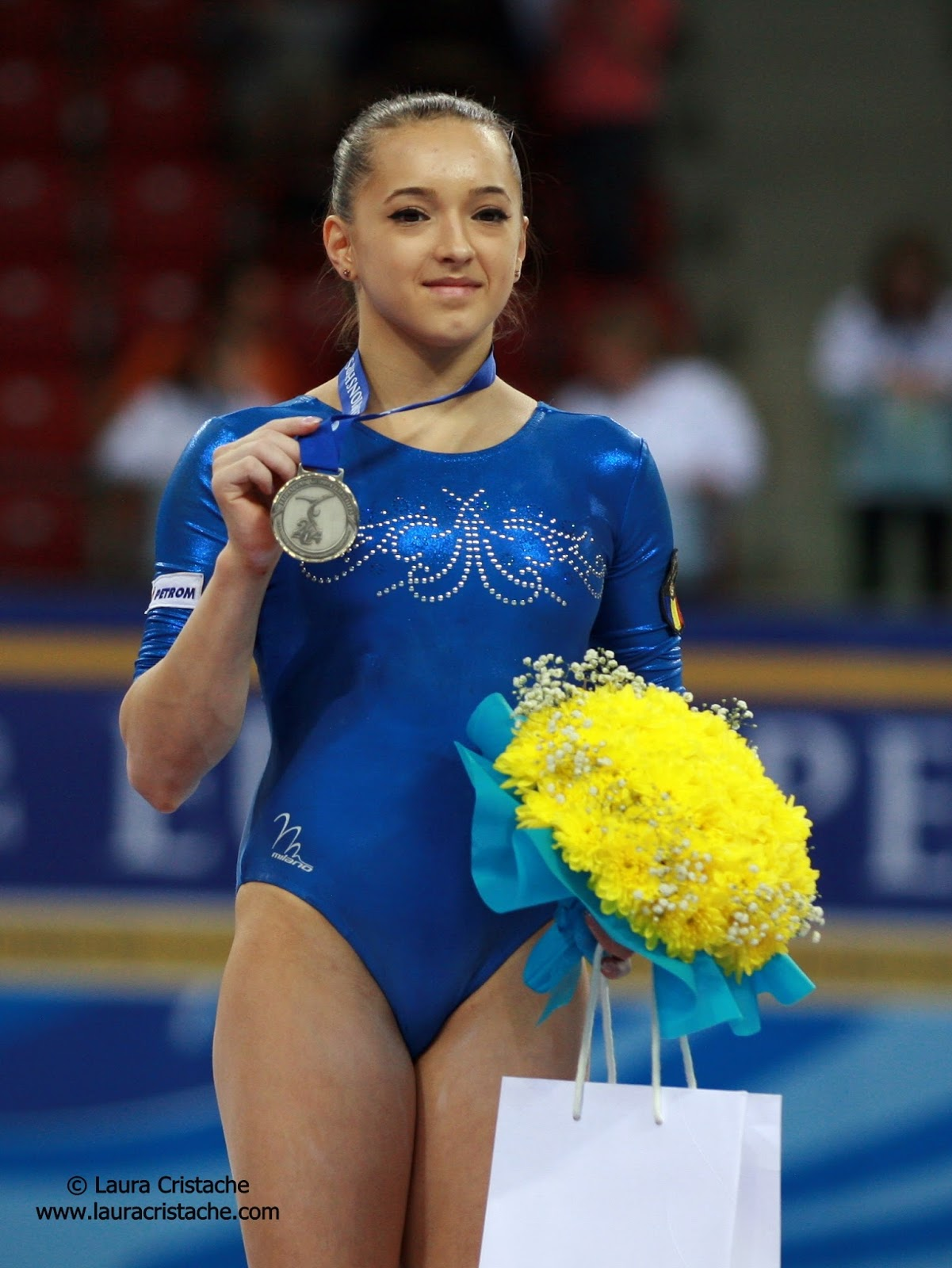 Hot Women In Sport: Larisa Iordache