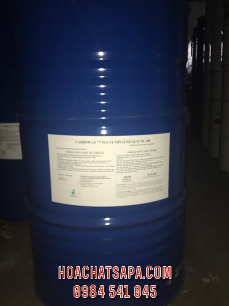 Dung môi Polyethylene Glycol | PEG 400