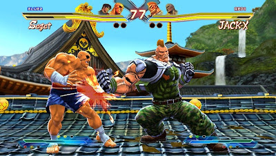 Street Fighter X Tekken screenshot2 Download Free PC Game Street Fighter X Tekken Full Version