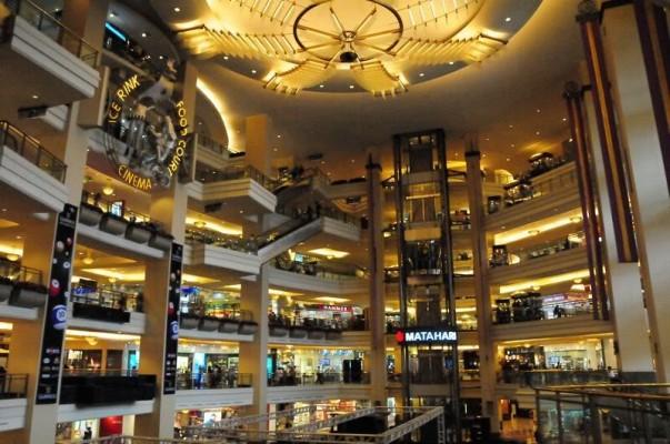Nama dan Daftar Mall di Jakarta Lengkap