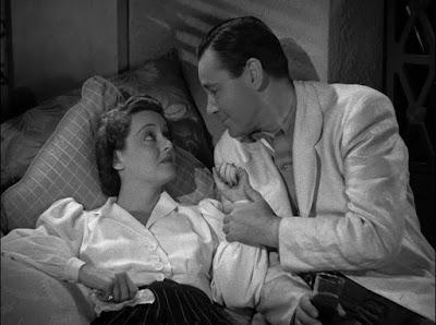 Bette Davis y Herbert Marshall