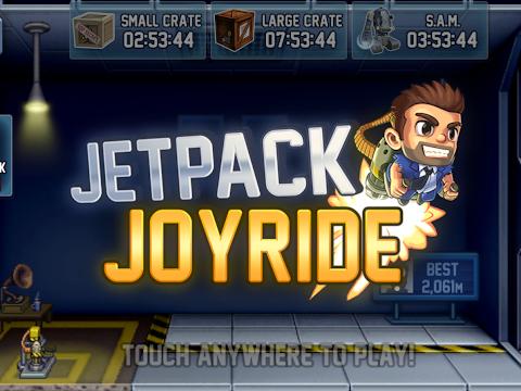 Mobile Gaming Joyride