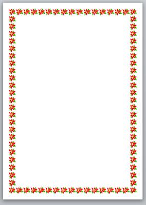 Cara Membuat Bingkai atau Page Border Di Office Word 2010