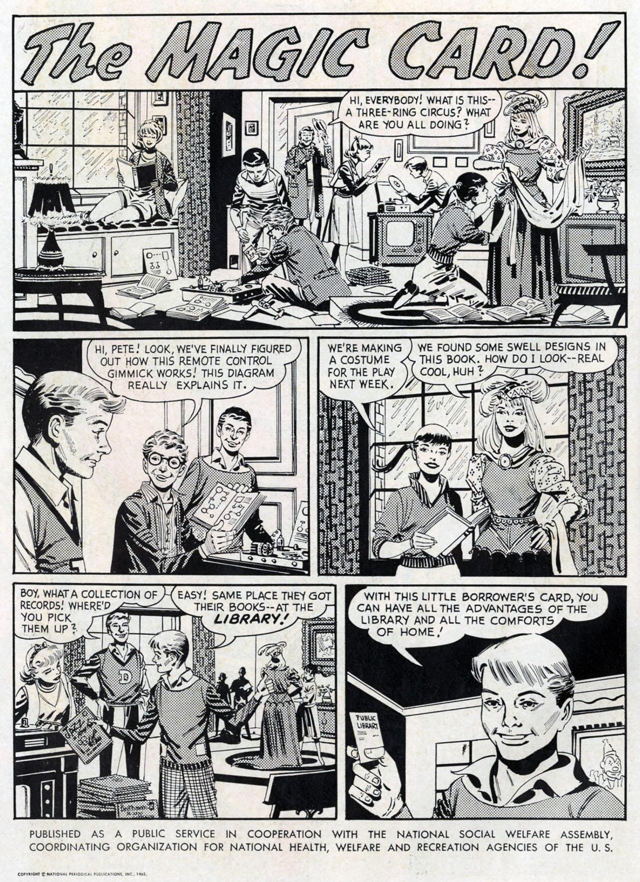 Detective Comics (1937) 347 Page 1