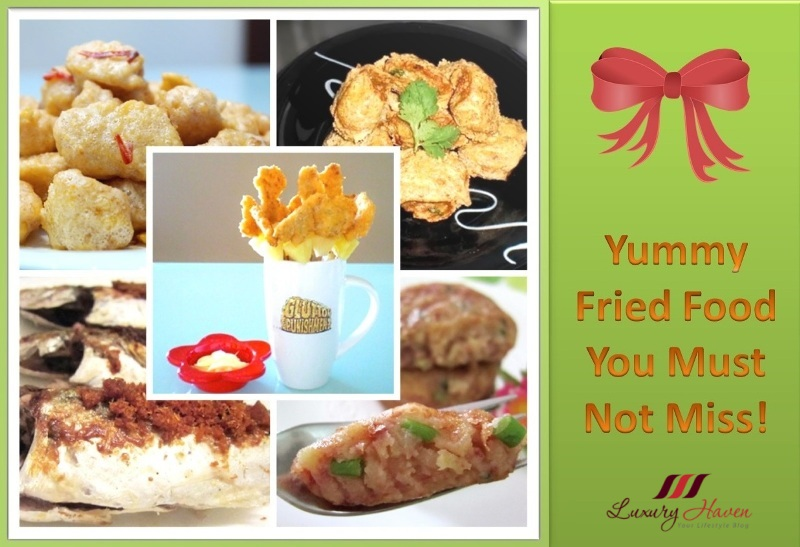yummy fried food recipes giveaway
