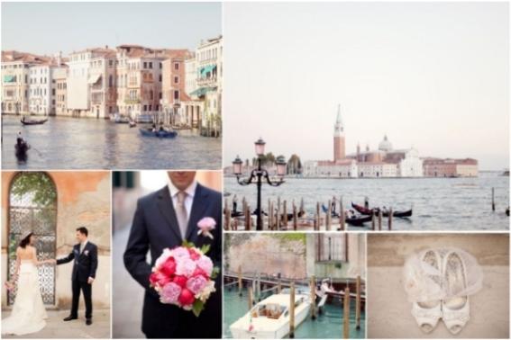 Ślub w Wenecji, Ślub we Włoszech, Ślub za Granicą