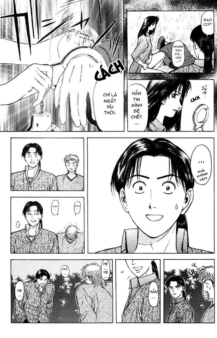 Psychometrer Eiji chapter 54 trang 8