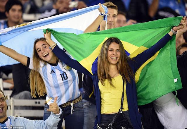 Lista de Convocados para eliminatórias para a Copa do Mundo 2018