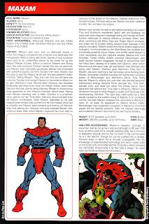 Maxam Comics
