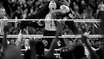 Best New pictures collection of Brock Lesnar V/S Roman Reigns Wrestle-mania 34. Top Brock Lesnar V/S Roman Reigns Wrestle-mania 34 hd images collection for free downloads.