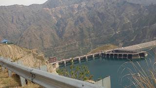 Bilaspur-Manali-Leh Rail line