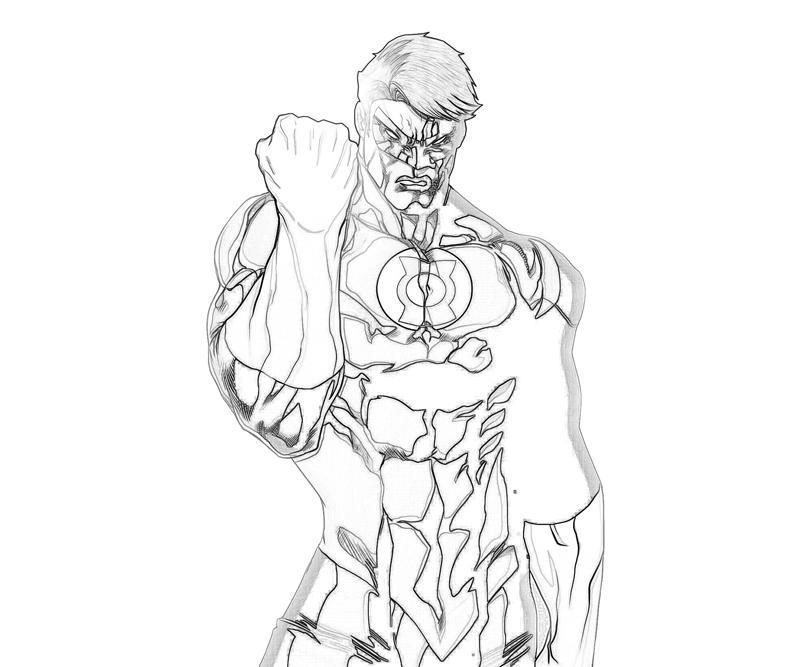 Green Lantern Green Lantern Super Hero Supertweet