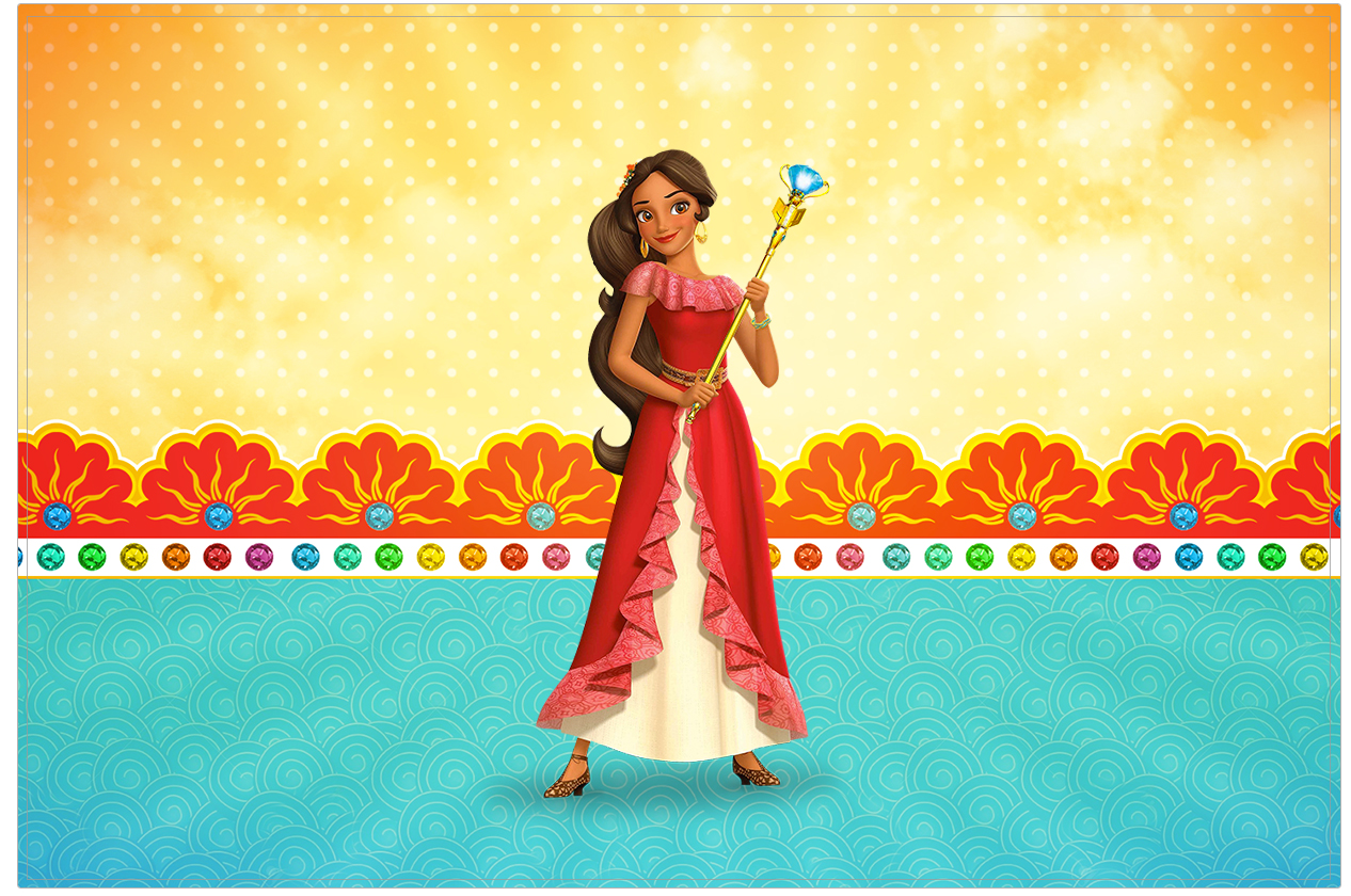 Elena Of Avalor Free Printable Invitations Oh My Fiesta In English