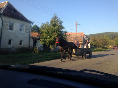 Rumuńskie wioski