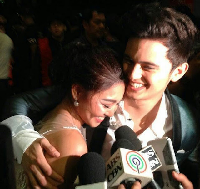 james and nadine real relationship 2016