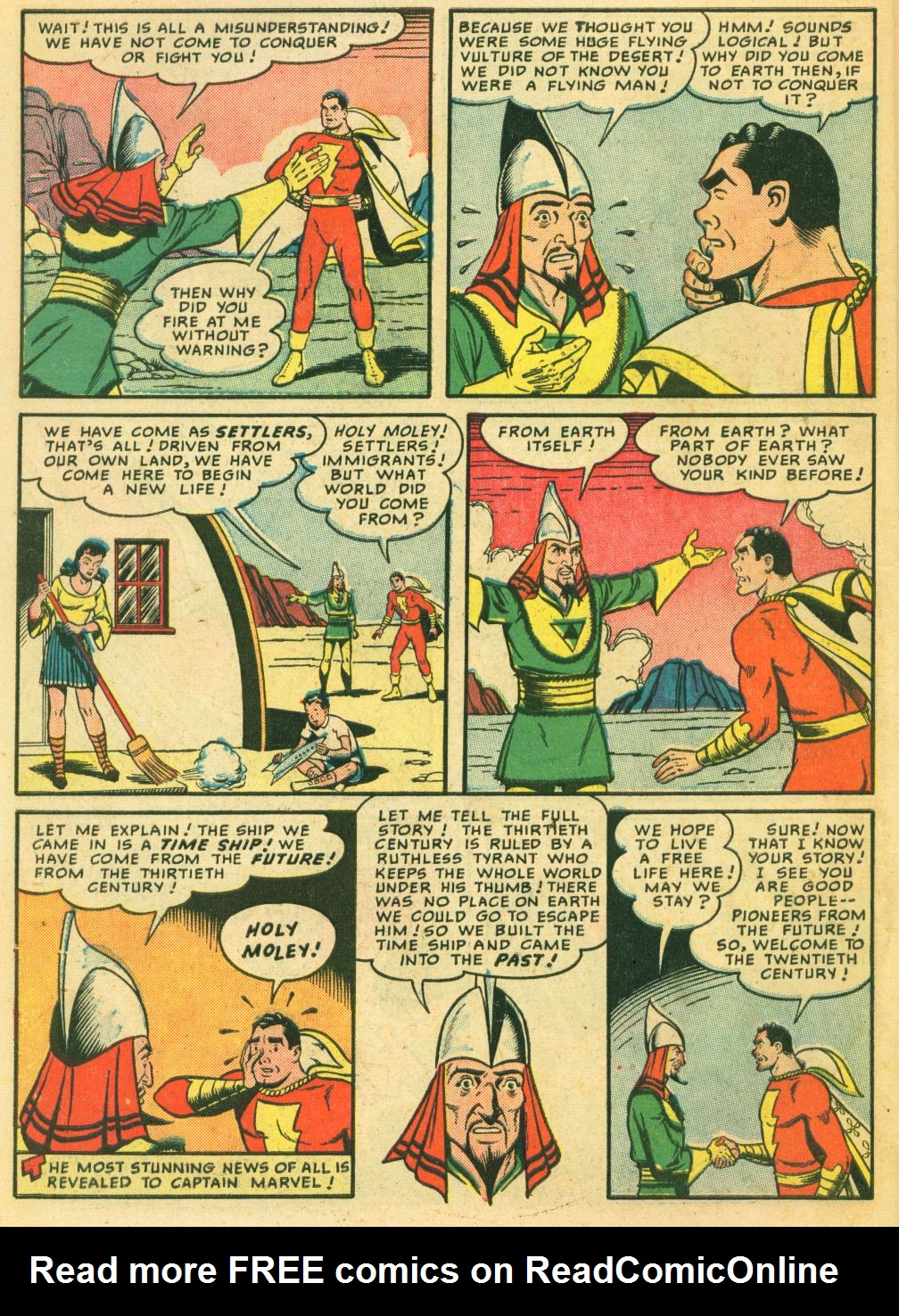 WHIZ Comics issue 119 - Page 6