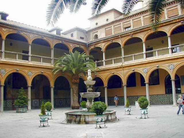 Sobre o Hospital San Juan de Dios