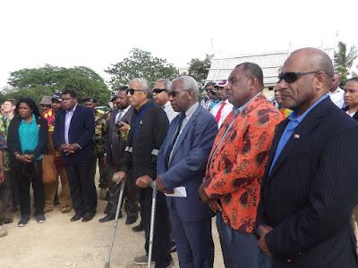 Kepemimpinan Baru ULMWP Sampaikan Terima Kasih Kepada Rakyat Vanuatu