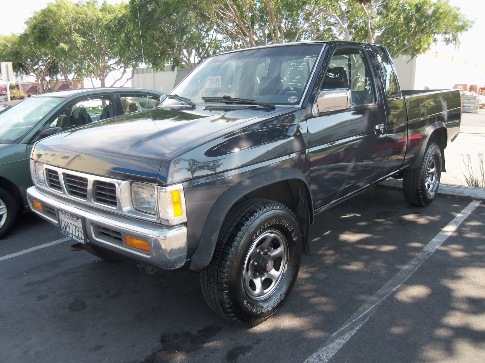 Nissan San Francisco >> Auto Body-Collision Repair-Car Paint in Fremont-Hayward-Union City-San Francisco Bay: 1994 ...