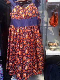 Disney Orange Bird Dress