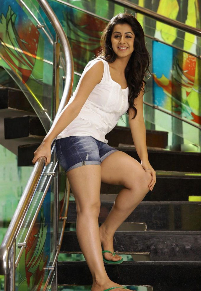 Actress Nikki Galrani New Spicy Stills