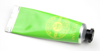 L'Occitane Zesty Lime Hand Cream review