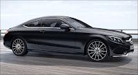 Đánh giá xe Mercedes C300 Coupe 2019