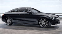 Mercedes C300 Coupe 2020