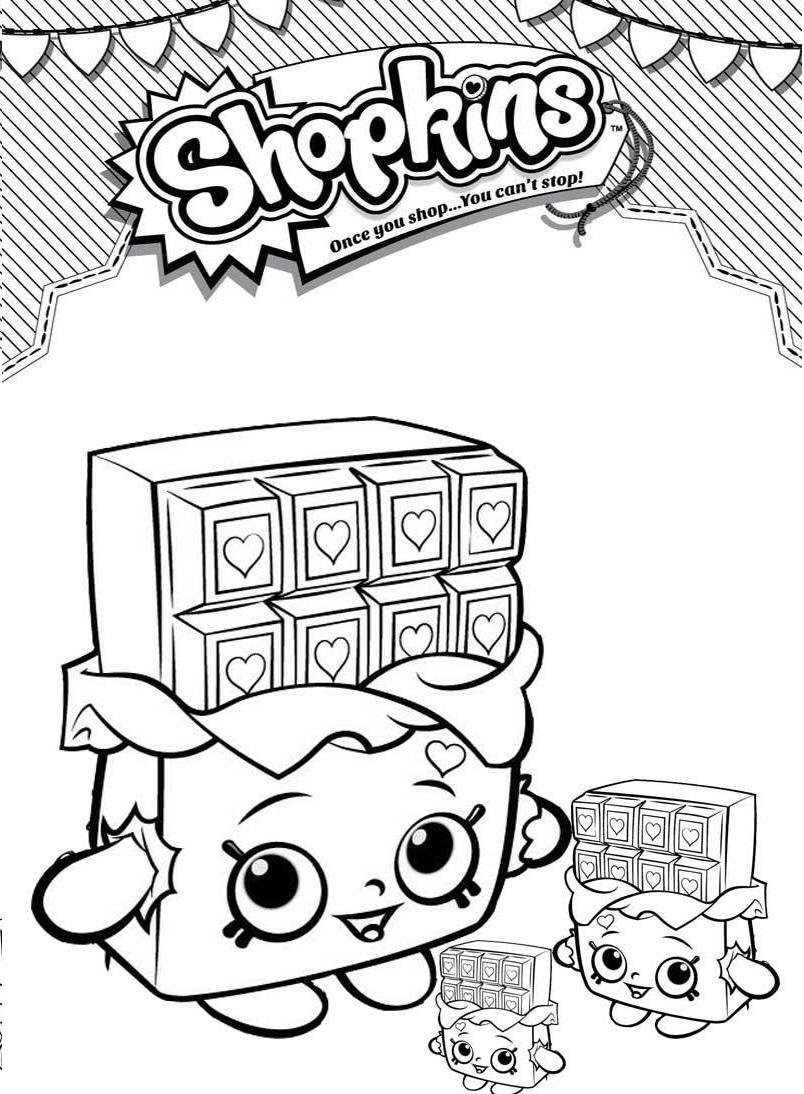 Cositas Entretenidas Y Faciles De Hacer Dibujos De Shopkins Para
