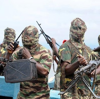 Niger-Delta Avengers Give 12-Point Conditions For Ceasefire