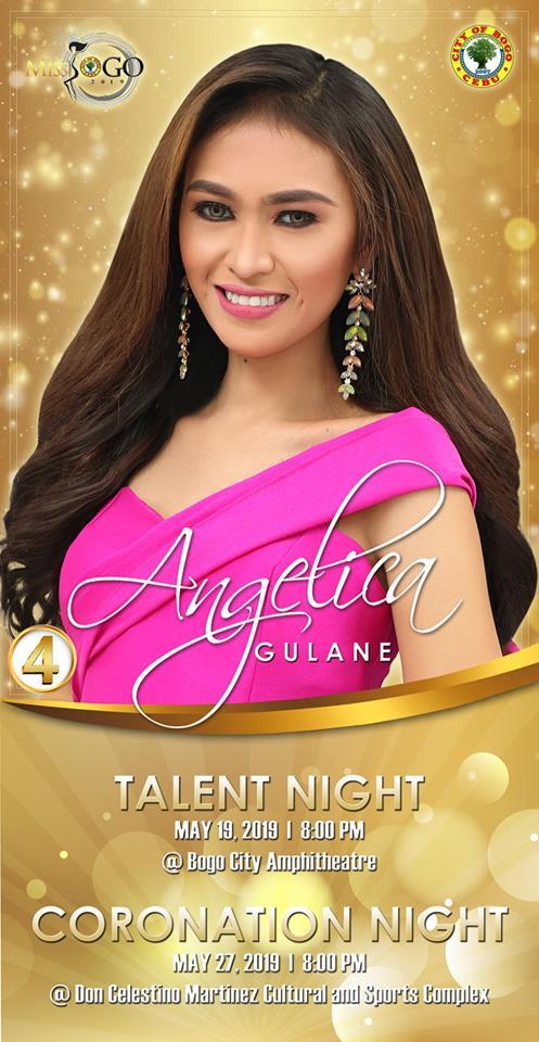 ANGELICA GULANE Candidate #4