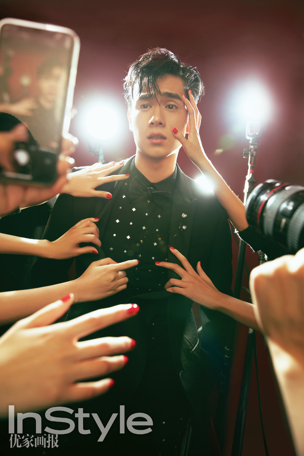 Hu Yi Tian is basking in the limelight after breakout ...