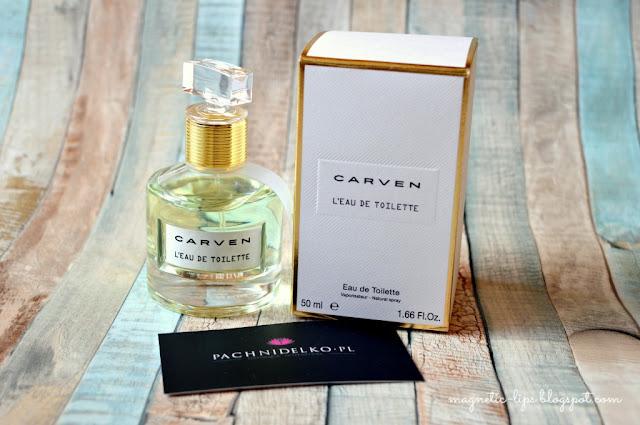 carven perfumy blog