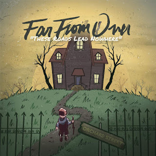 Far From Over - These Roads Lead Nowhere (EP) (2016) - Album Download, Itunes Cover, Official Cover, Album CD Cover Art, Tracklist