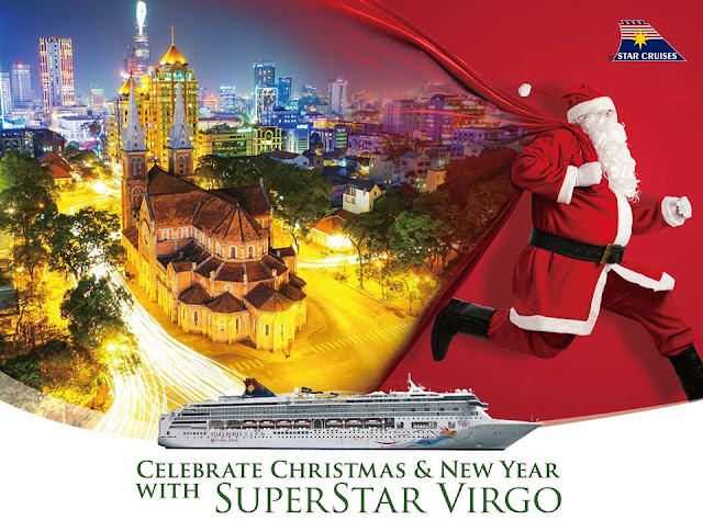 Christmas and New Year Star Cruises