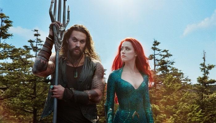 Amber Heard Filmleri - Aquaman - Kurgu Gücü